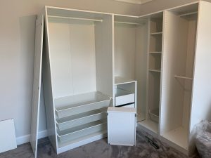 PAX Wardrobes from IKEA - Bournemouth Flat Pack Assembly